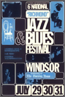 National Jazz Blues festival