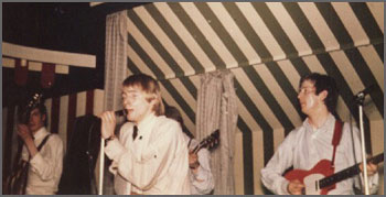 The Yardbirds at the Marquee club